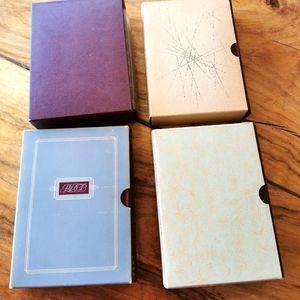 Vintage 1950/1960 readers digest condemned books